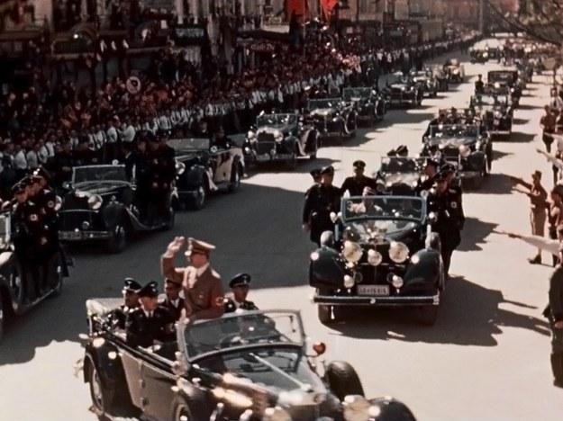 """""""Kroniki Hitlera """" można oglądać na antenie Polsat Doku w każdy czwartek o godz. 22 /materiały prasowe"""
