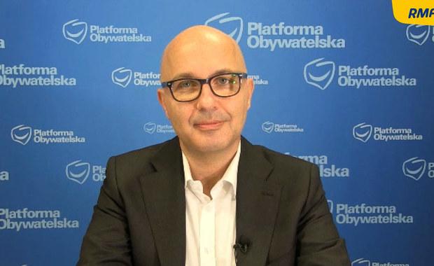 Kropiwnicki: Głosy rządowe mówią, że Gowin jest już w opozycji. Witamy, czekamy!