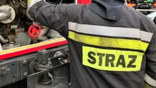Krotoszyn: 55-latek podpalił się na stacji benzynowej