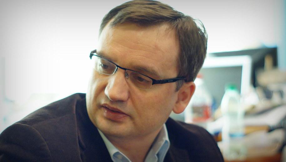 KRS: Przez działania Zbigniewa Ziobry w polskich sądach brakuje blisko 900 sędziów /Michał Dukaczewski /Archiwum RMF FM