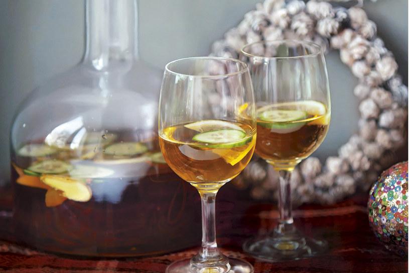 Kruszon z białego wina, fot. Eliza Mórawska /PANI