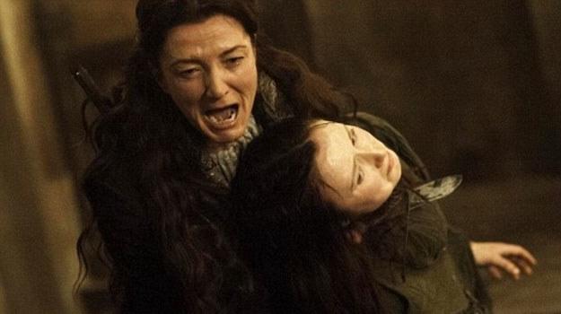"""Krwawa jatka na weselu zszokowała fanów """"Gry o tron"""" /HBO"""