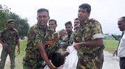 Krwawe walki na północy Sri Lanki