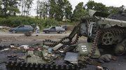 """Krwawe walki na Ukrainie, """"ostrzeliwują ludność cywilną"""". Są zabici"""