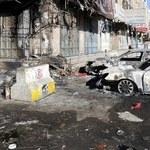 Krwawe walki w stolicy Jemenu. Zginęło ponad 200 osób