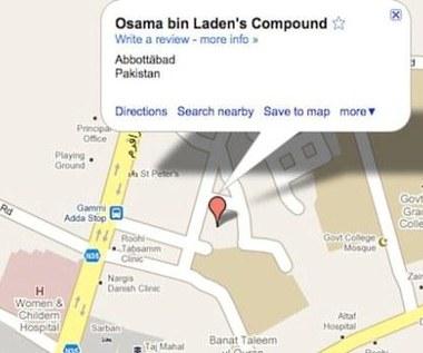 Kryjówka Osamy już na Mapach Google