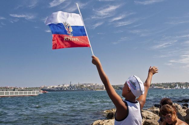 Krym, lipiec 2014 roku /ANTON PEDKO  /PAP/EPA