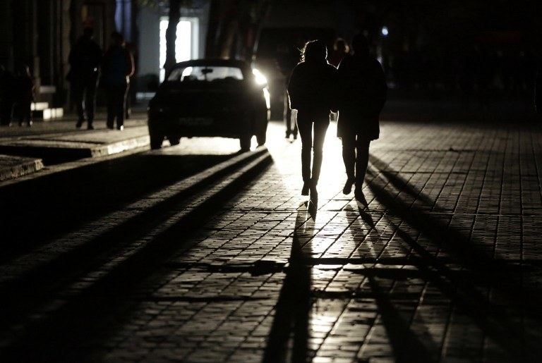 Krym, Symferopol, zdj. ilustracyjne /AFP PHOTO / MAX VETROV  /AFP