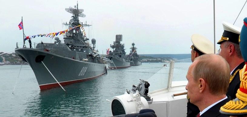 Krym zmienia się w gigantyczną rosyjską bazę wojskową /AFP