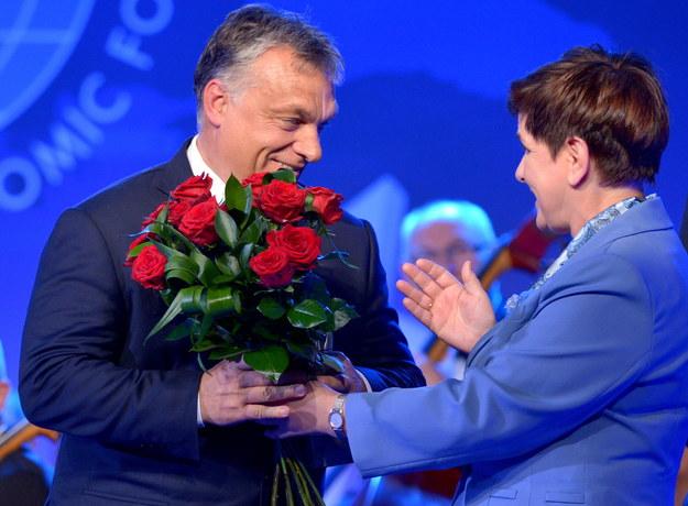 Krynica: Premier Węgier Viktor Orban uhonorowany nagrodą Człowieka Roku