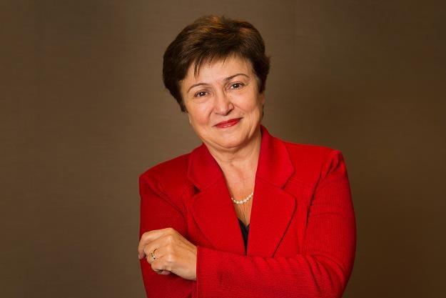 Krystalina Georgijewa, prezes Banku Światowego /AFP