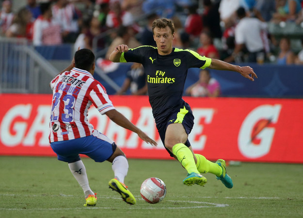 Krystian Bielik (P) /Jeff Gross /Getty Images