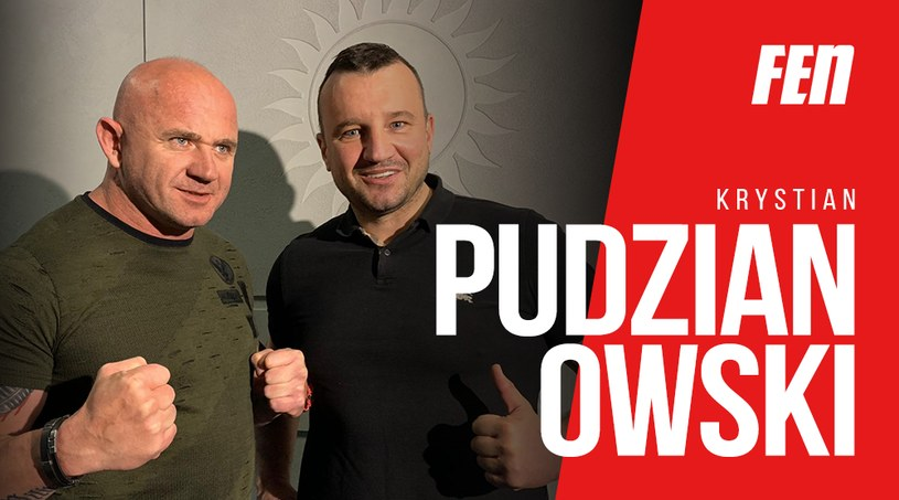 Krystian Pudzianowski (z lewej) /materiały prasowe