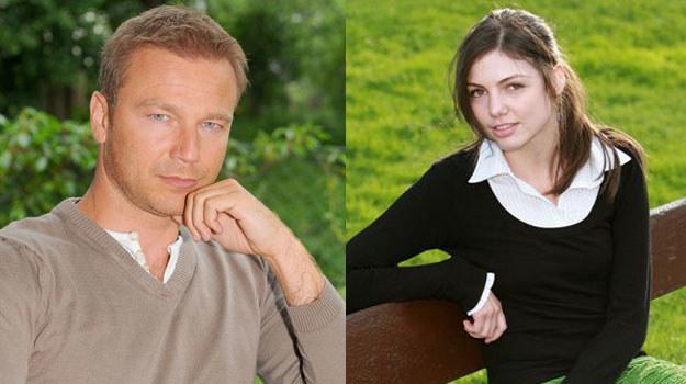 Krystian Wieczorek i Karolina Gorczyca /Agencja W. Impact