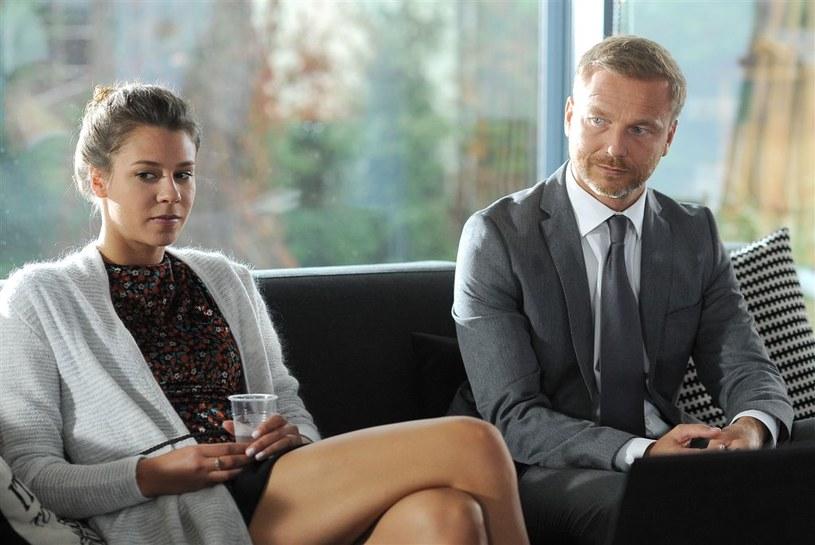 Krystian Wieczorek i Maria Szafirska-Wieczorek /Agencja W. Impact