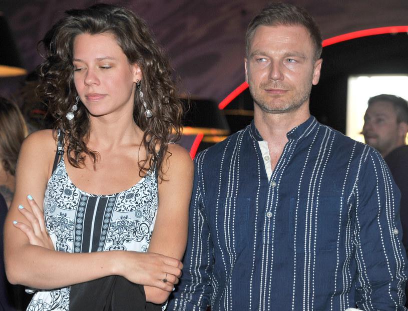 Krystian Wieczorek i Maria Szafirska /Marek Ulatowski /MWMedia