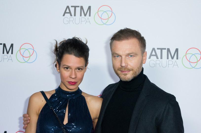 Krystian Wieczorek i Maria Szafirska /Zawadzki /Reporter