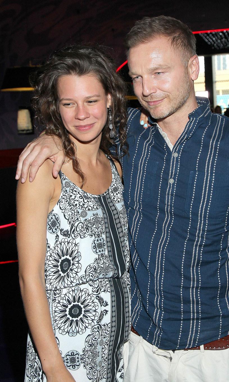 Krystian Wieczorek wciąż jest zakochany w Marii Szafirskiej /Agencja W. Impact