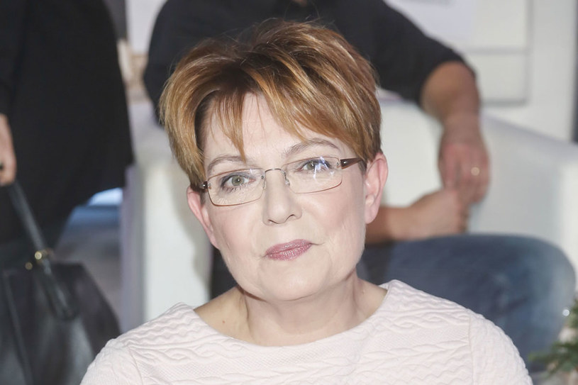 Krystyna Czubówna /Baranowski /AKPA