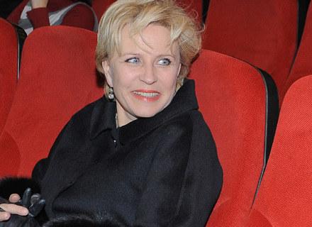 Krystyna Janda była bohaterką wieczoru - fot. P.Przybyszewski /MWMedia