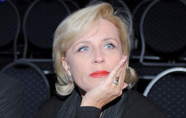 Krystyna Janda, fot. Andrzej Szilagyi  /MWMedia