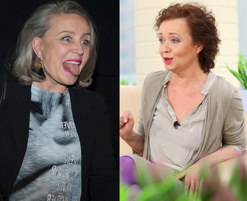 Krystyna Janda i Joanna Szczepkowska, fot. Michał Woźniak, Jan Kucharzyk /East News