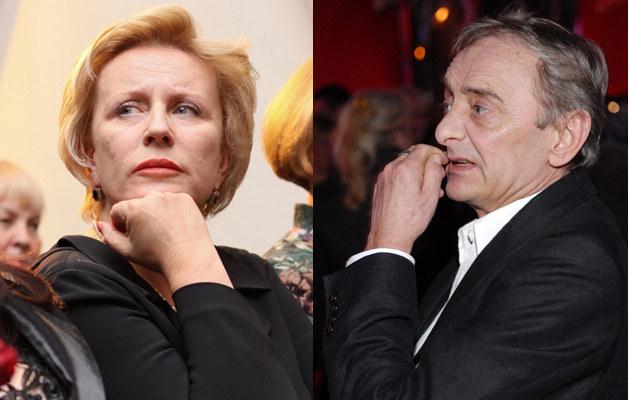 Krystyna Janda, Jerzy Bończyk  /MWMedia