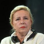 """Krystyna Janda pokazała """"paragon grozy"""" z apteki"""