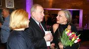 Krystyna Janda ujawnia treść SMS-a od Jerzego Stuhra