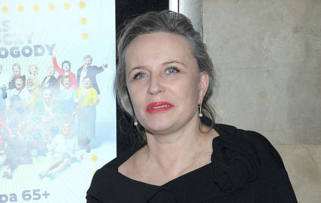 Krystyna Janda /Paweł Wrzecion /MWMedia
