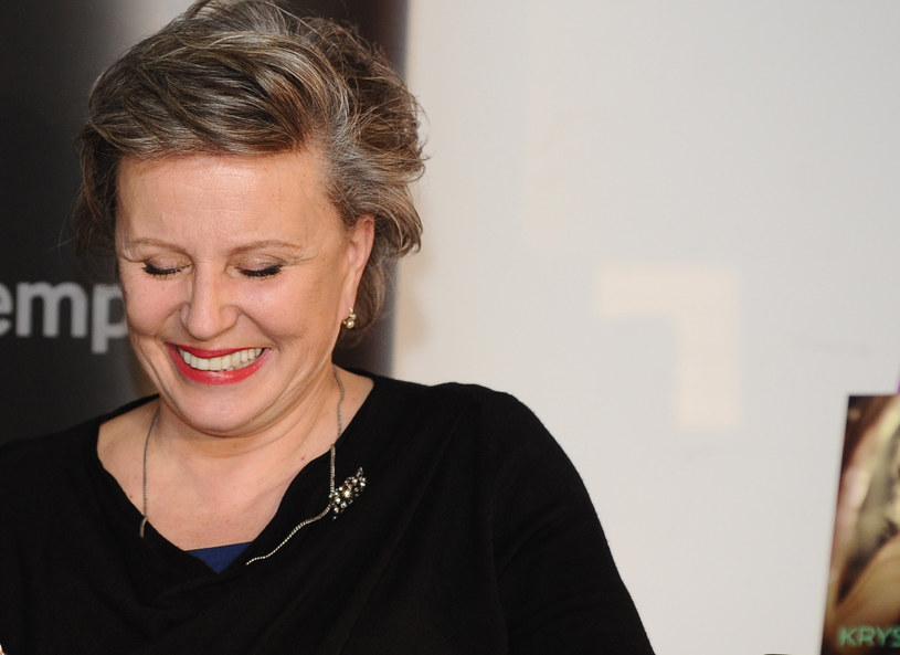 Krystyna Janda /PAP life