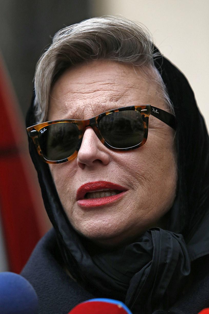Krystyna Janda /AKPA