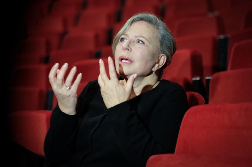 Krystyna Janda /Jacek Dominski/REPORTER /East News