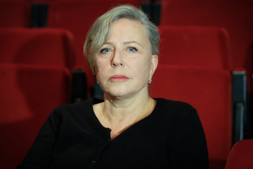 Krystyna Janda /Jacek Dominski/REPORTER /Reporter