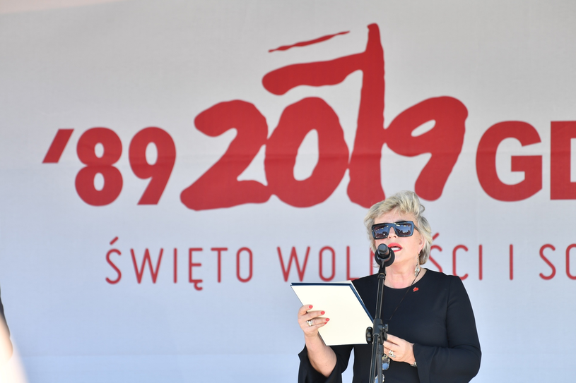 Krystyna Janda /Wojciech Strozyk/ /Reporter