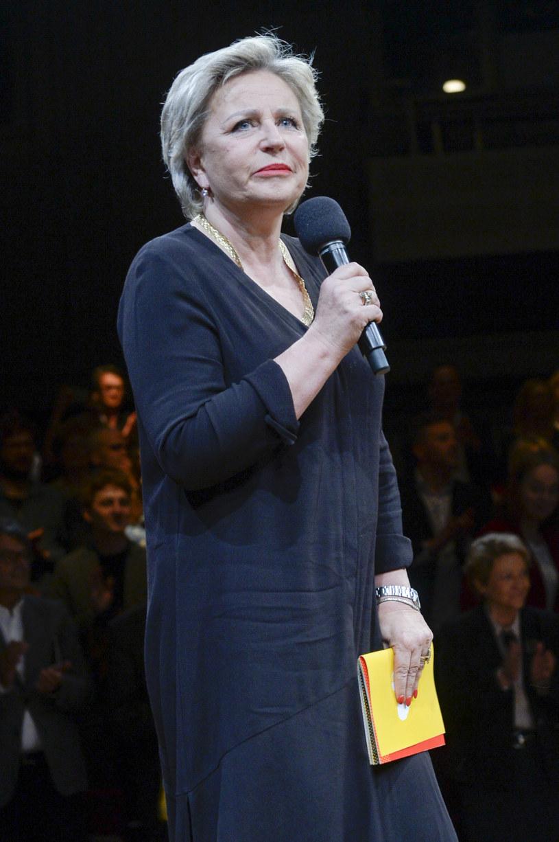 Krystyna Janda /Niemiec /AKPA
