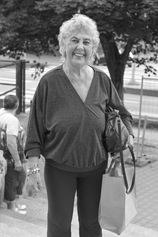 Krystyna Kołodziejczyk (30.03.1939 - 13.09.2021) /Dariusz Gałązka /AKPA
