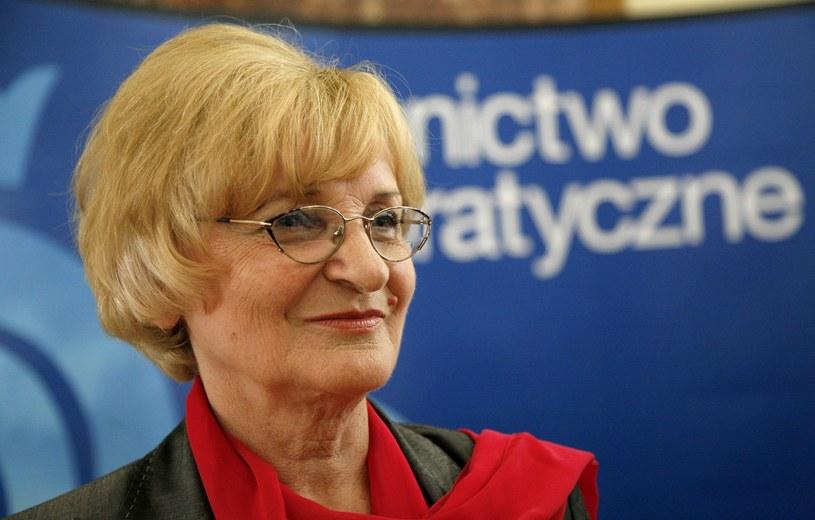 Krystyna Krzekotowska /Andrzej Stawiński /Reporter
