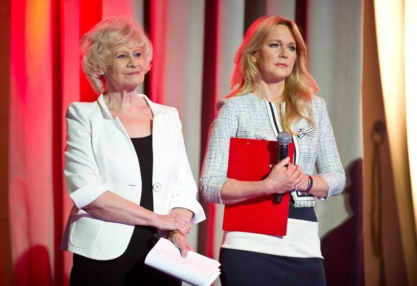 Krystyna Loska i Grażyna Torbicka /- /East News