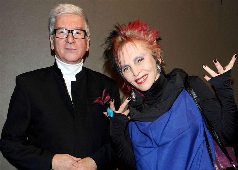Krystyna Mazurówna i Ryszard Rembiszewski /AIM /AIM