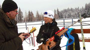 Krystyna Pałka: Na karabin mówię... karabin