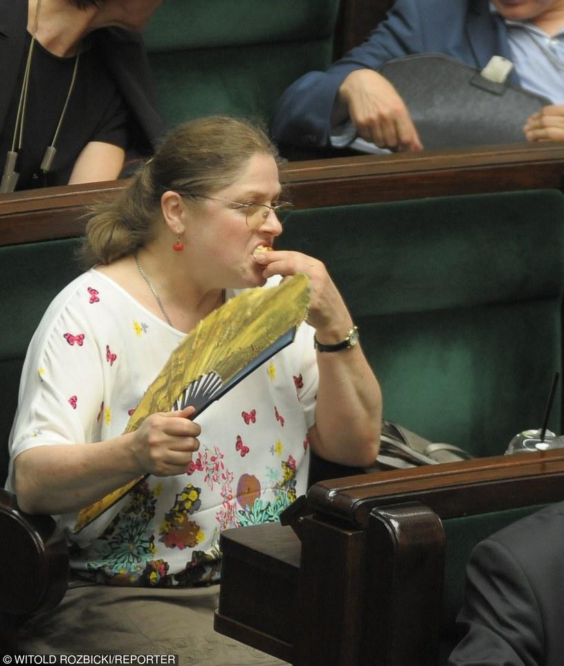 """Krystyna Pawłowicz już dawno """"zwolniła"""" Lisa na swoim Facebooku /Witold Rozbicki /East News"""