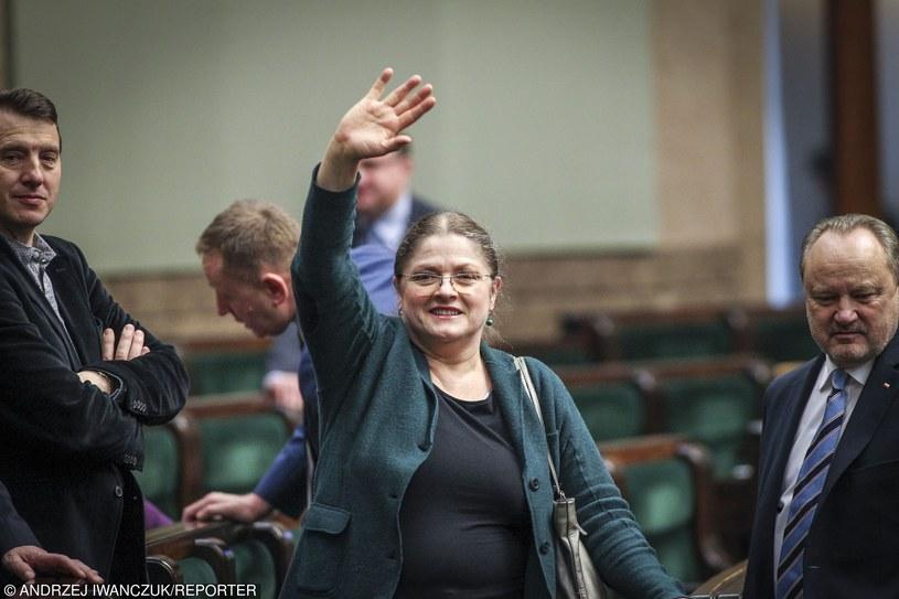 Krystyna Pawłowicz /Andrzej Iwańczuk /Reporter