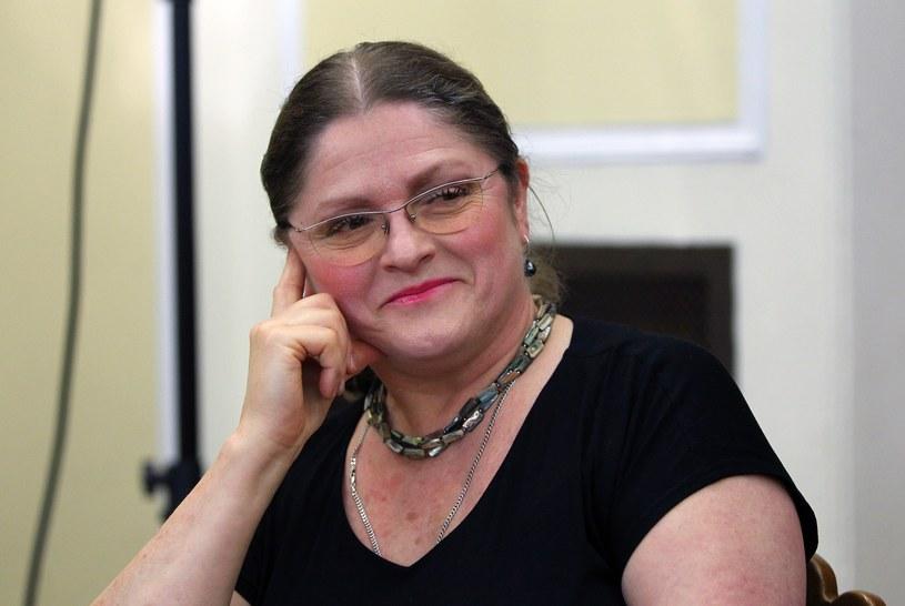 Krystyna Pawłowicz /STANISLAW KOWALCZUK /East News