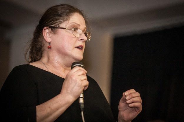 Krystyna Pawłowicz /AFP