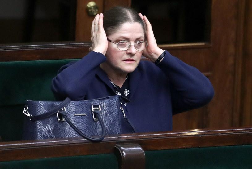 Krystyna Pawłowicz /Reporter