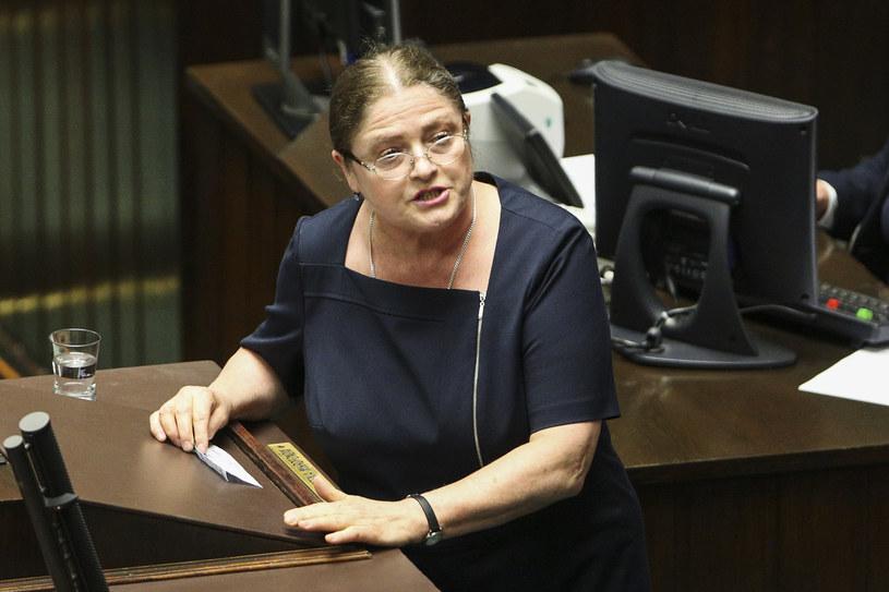 Krystyna Pawłowicz /Andrzej Hulimka  /Agencja FORUM