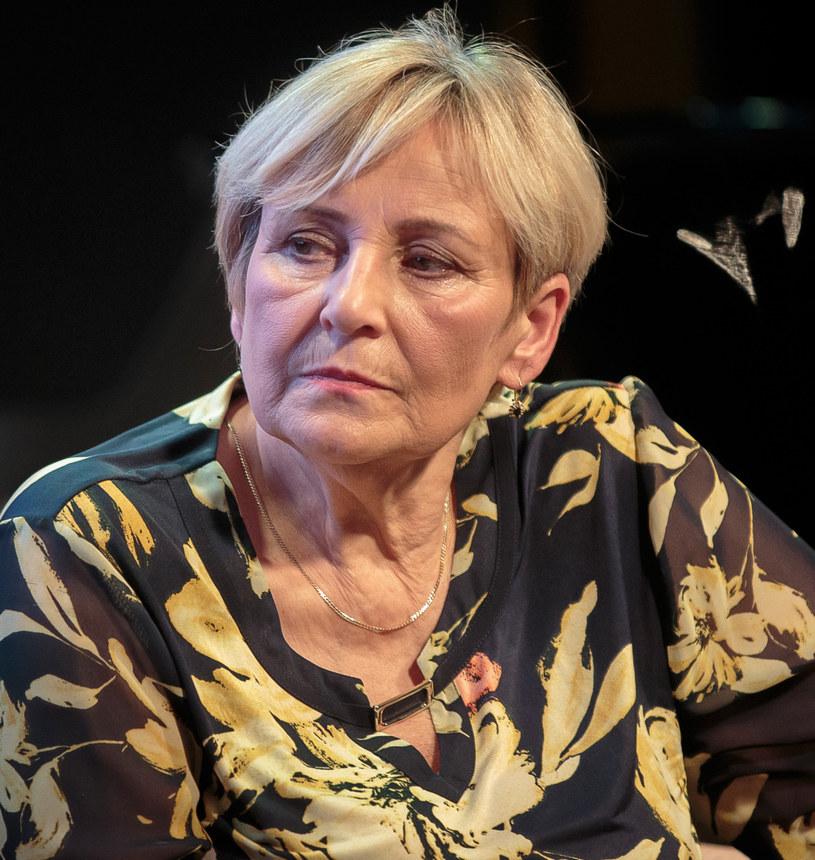 Krystyna Przybylska, mama Anny Przybylskiej /Michał Woźniak /East News