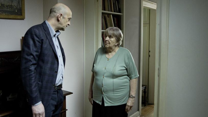 """Krystyna Rutkowska-Ulewicz w filmie """"Obce ciało"""" (2013) /Robert Pałka /Agencja FORUM"""