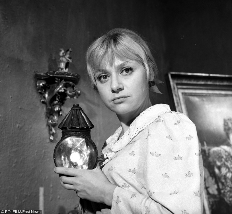 Krystyna Sienkiewicz (Polfilm - Zwariowana Noc) /East News